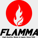 FLAMMA High Quality,Made in Japan. Since 1946